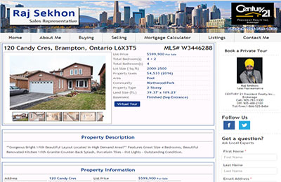 Raj Shekhon - Real Estate Realtor